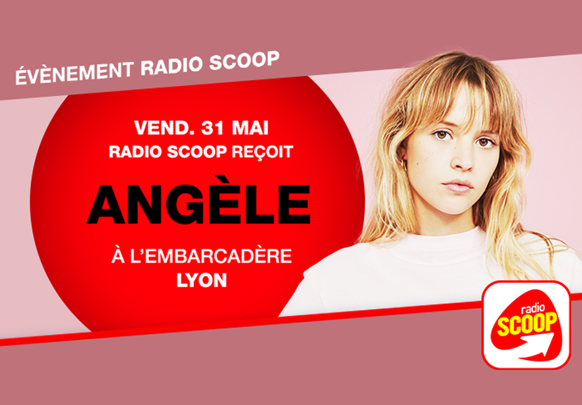 ANGELE S'INVITE A L'EMBARCADERE