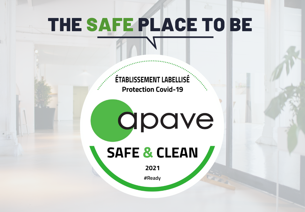 THE SAFE & CLEAN PLACE TO BE